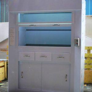 Fume Cupboard System