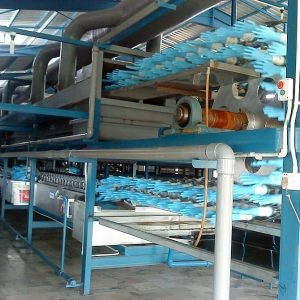 Online chlorination system for glove dipping line in Malaysia