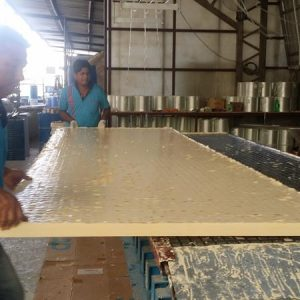 The making of FRP grating
