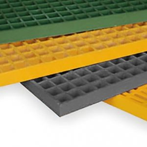 FRP grating is durable and non-rust