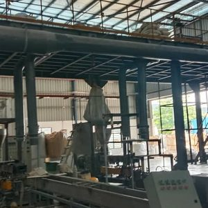 LEV to remove VOC from plastic extrusion machines