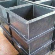 PVC square tank