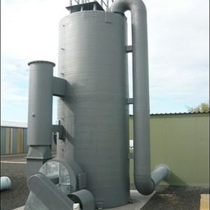 Dry scrubber installed in Australia