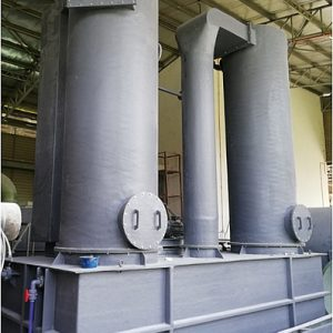 Chlorine Emergency Scrubber to Vietnam